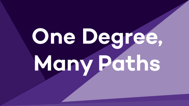 One Degree, Many Paths